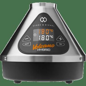 Volcano vaporizer hybrid