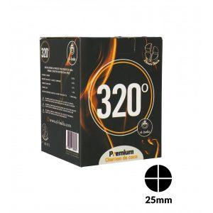 charbons 320 disc 4b 1kg