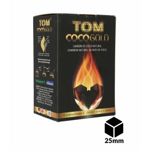 coal tom cococha 1kg yellow