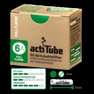 actiTube Extra slim full