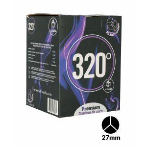 Charbons 320 disc 3b xl