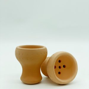 Clay hookah bowl AL-MANI